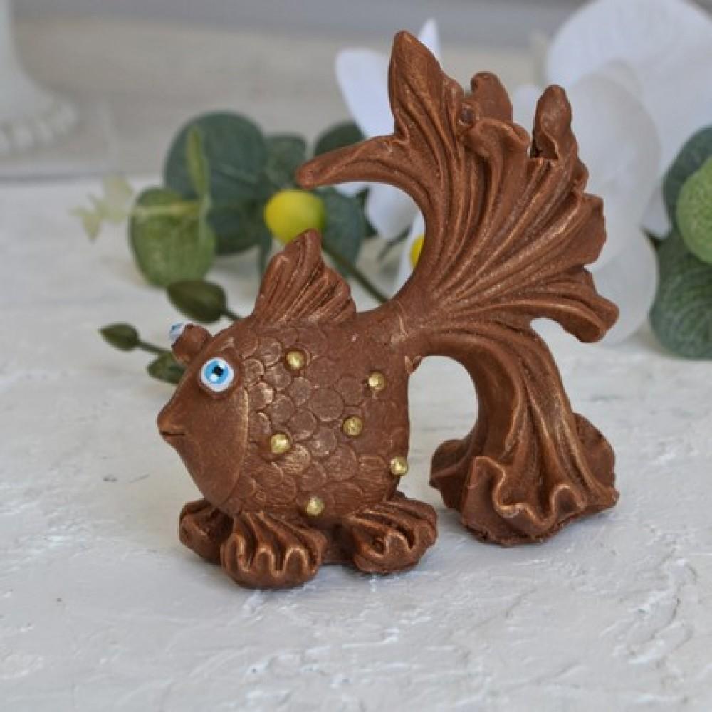 Шоколадная рыбка
