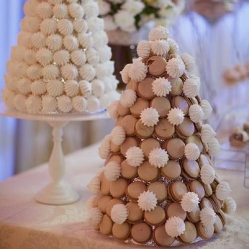 Пирамиды сладостей