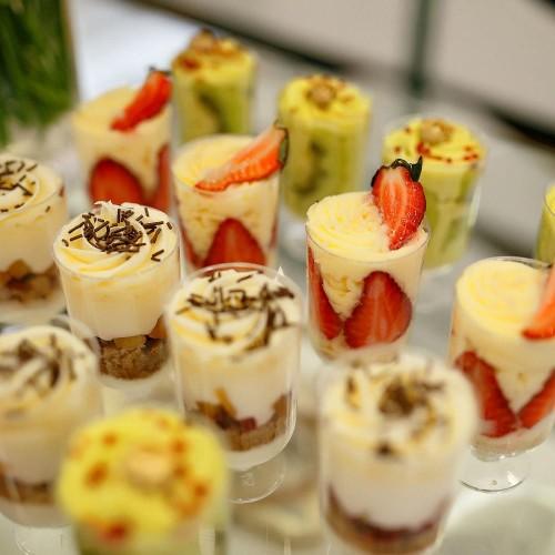Трайфлы (десерты в стаканчиках)