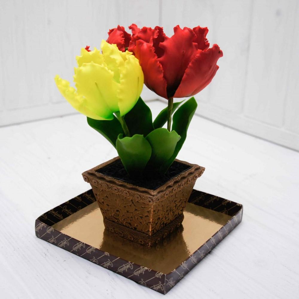 Букет тюльпанов (крупные)