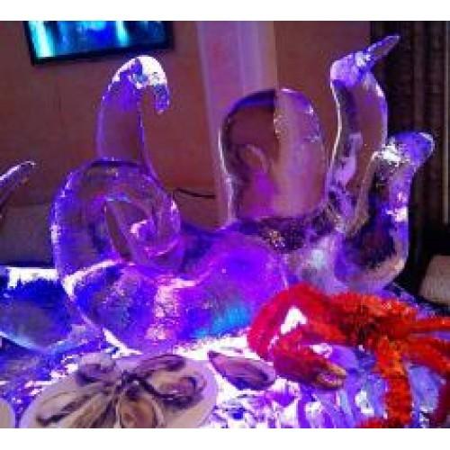Ледяная посуда