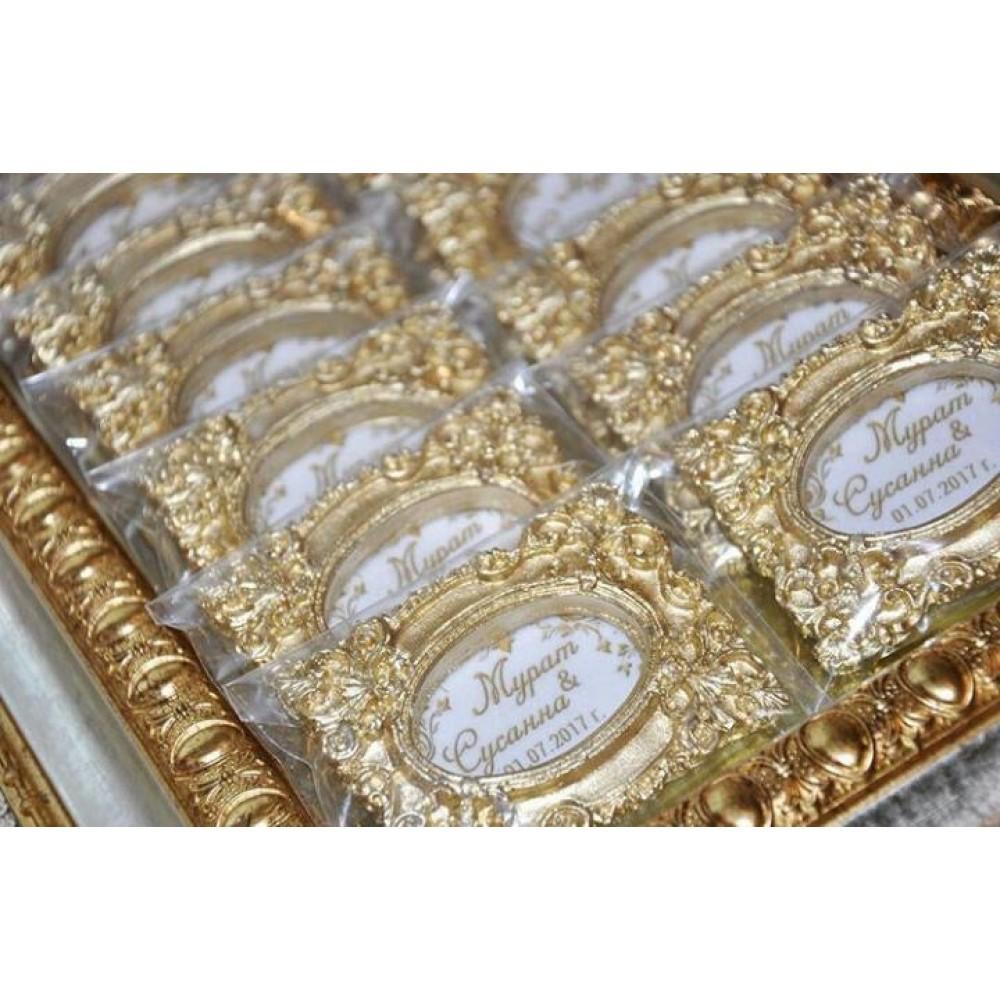 Шоколадная рамочка
