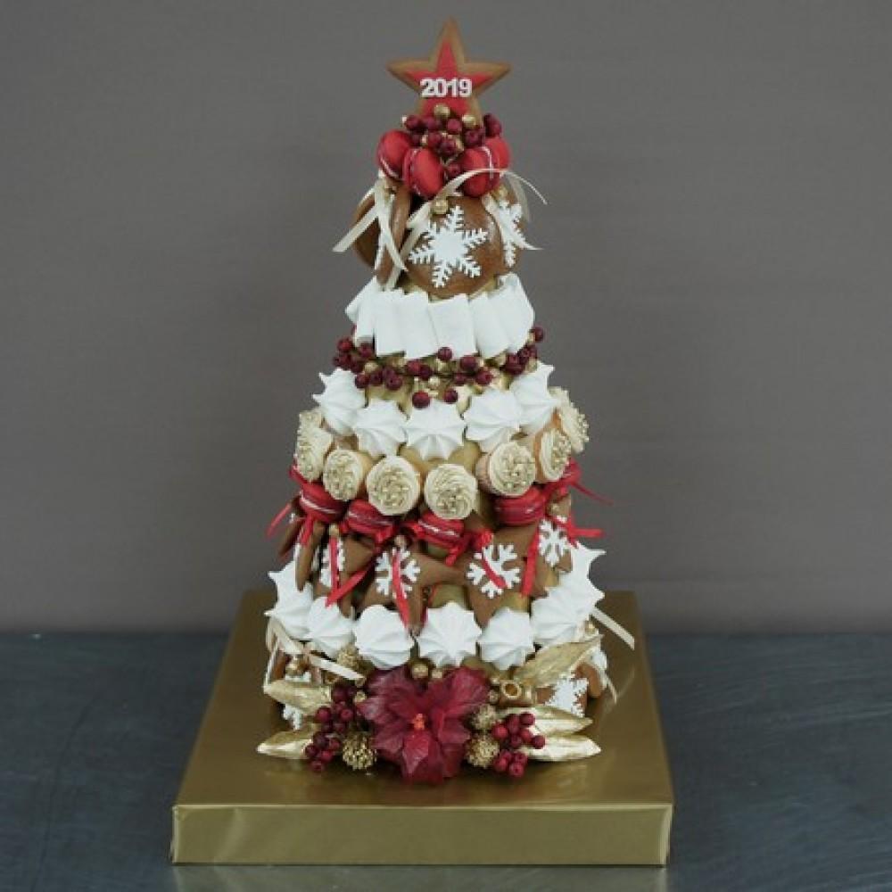 Пирамида сладостей ассорти №1