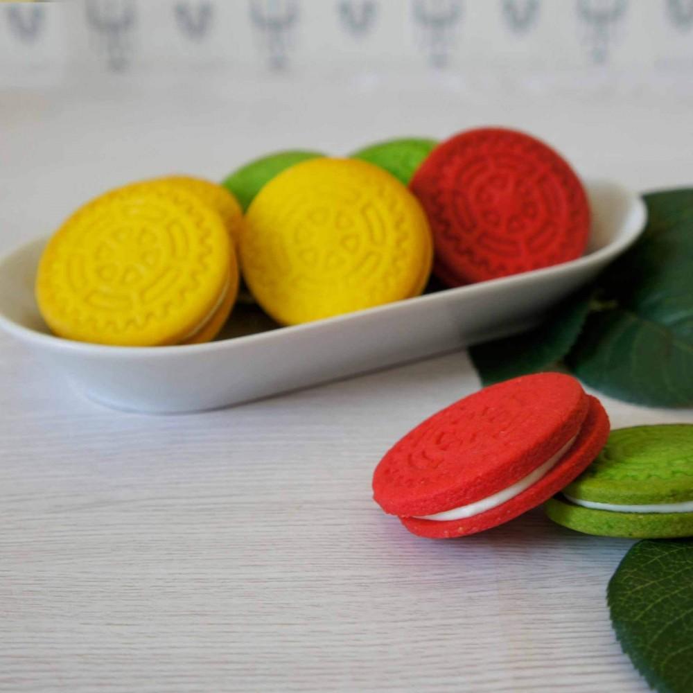 """Печенье """"Орео"""" цветное"""