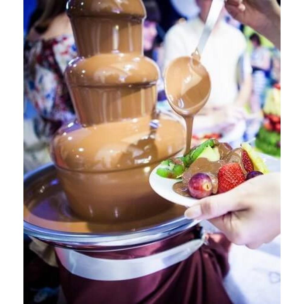 Шоколадные фонтаны 2