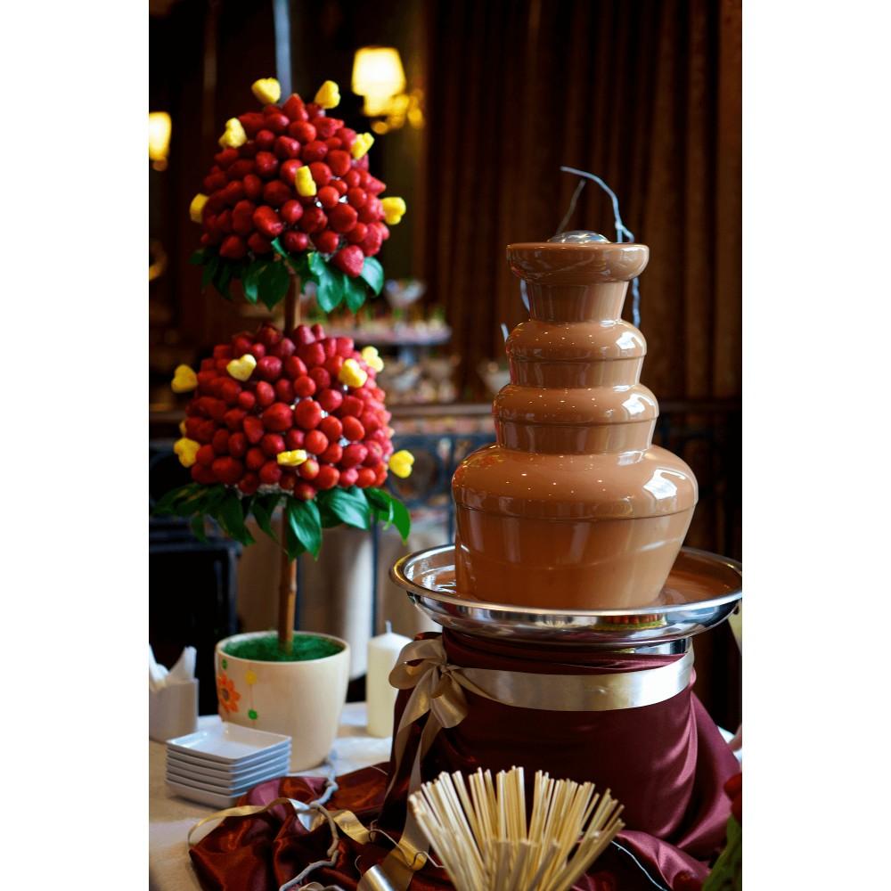 Шоколадные фонтаны 3